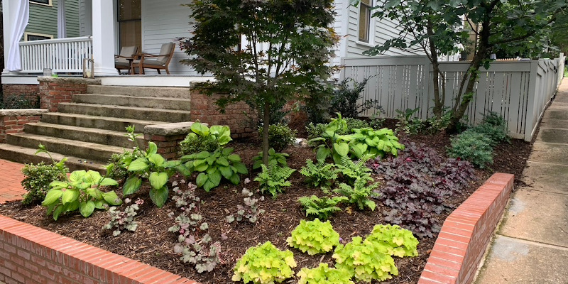Low-Maintenance Landscaping in Durham, North Carolina
